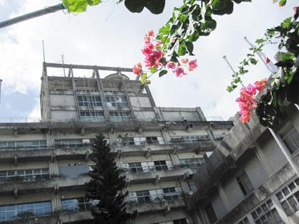 那覇市役所の鐘