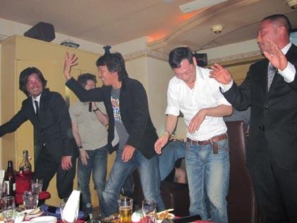 オープニングダンス